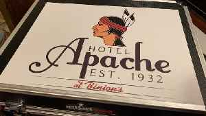 Hotel Apache in downtown Las Vegas, is it haunted? [Video]