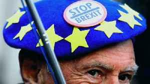 News video: Brexit: UK political leaders clash in campaign bid