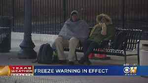 Commuters Endure Freezing Temperatures Thursday Morning [Video]