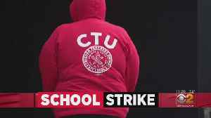 Despite Contract Deal, Teachers' Strike Drags On In Spat Over Makeup Days [Video]