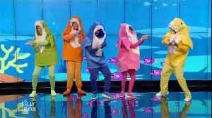 Live's Halloween Viral Edition: Baby Shark [Video]