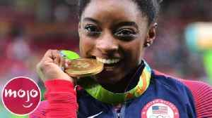 Top 10 Things You Didn't Know About Simone Biles [Video]