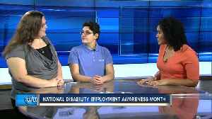 It's National Disability Employment Awareness Month [Video]