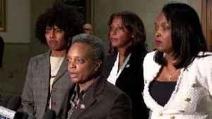News video: Mayor Lori Lightfoot Announces End To Teachers' Strike
