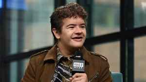 As Much As He Loves His Career, Gaten Matarazzo Is Dedicated To His Education Too [Video]