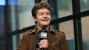On-Set Or In Different States, Millie Bobby Brown Will Prank Gaten Matarazzo Anywhere [Video]