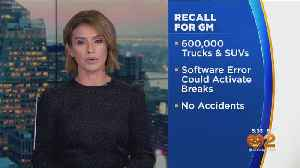 GM Issues Truck And SUV Recall [Video]