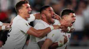 England's path to the Rugby World cup - in pictures [Video]