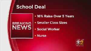 Deal Surrounding The End Of The Chicago Teachers' Strike [Video]