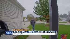 Thieves steal family's Halloween costumes in Waukesha [Video]