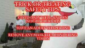 Biloxi Police Share Safety Tips for Trick-or-Treaters [Video]