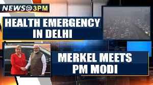 NEWS AT 3 PM 1ST NOV 2019   OneIndia News [Video]