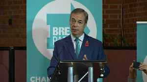 Farage appeals to Boris for 'Leave alliance' [Video]