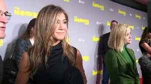 Jennifer Aniston says sorry for breaking the internet! [Video]