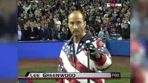 Trump To Nominate 'God Bless the USA' Singer Lee Greenwood To Kennedy Center Board [Video]