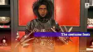 LeBron James Turns Into Edward Scissorhands for Halloween [Video]