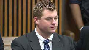 Cleveland officer accused of rape appears in court [Video]