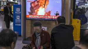 North Korea Confirms Rocket Launcher Test Amid Stalemate With U.S. [Video]