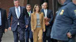 Lori Loughlin Pleads Not Guilty To New Bribery Charges [Video]