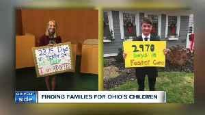 Ohio-based national nonprofit hits adoption milestone [Video]