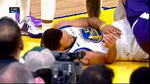 Warriors Fans Dismayed After Steph Curry Breaks Hand [Video]