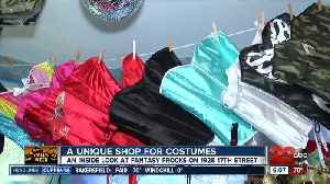 Fantasy Frocks celebrates unique shopping experience for customers [Video]