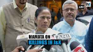 West Bengal CM demands 'strong' probe into killing of 5 labourers in J&K [Video]