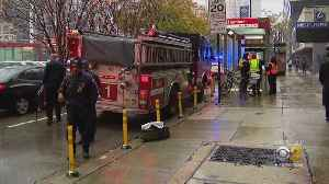 News video: Teen Struck, Killed By Red Line Train