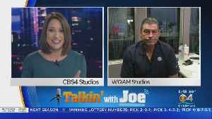 News video: Talkin' With Joe 11/1