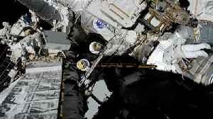Space Chronicles: All-female spacewalk crew make history [Video]