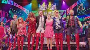 'Kinky Boots - The Musical' Trailer [Video]