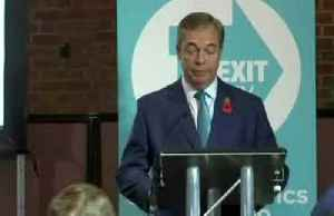 Brexit Party's Farage set to fight every seat in poll battle against PM Johnson [Video]