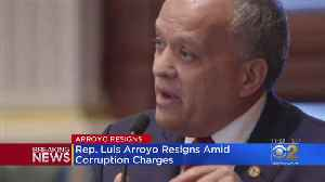 State Rep. Luis Arroyo Resigns Amid Bribery Charge [Video]