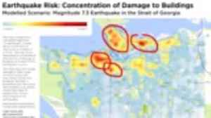 Where the most at-risk buildings are if a major earthquake hit the city of Vancouver [Video]