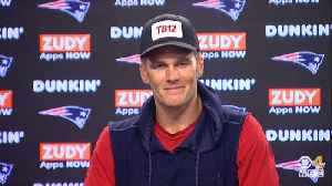 Tom Brady Ready For Tough Challenge Against Baltimore Ravens [Video]