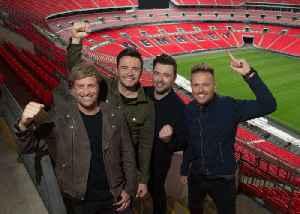 Westlife announce stadium tour [Video]