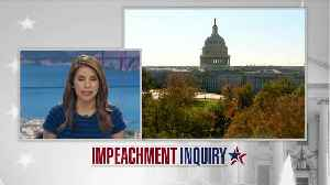 House Democrats Move Forward With Impeachment Proceedings [Video]