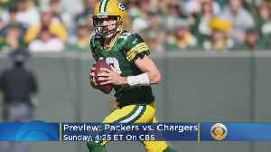 Packers, Chargers Heading In Opposite Directions [Video]