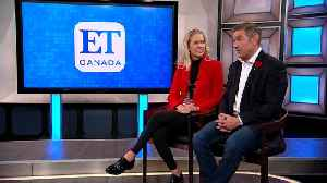 Sheldon Kennedy, Kaitlyn Weaver Talk 'Battle Of The Blades' Win [Video]