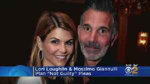 Lori Loughlin, Mossimo Giannulli Plan Not Guilty Pleas [Video]