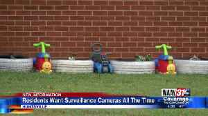 Huntsville residents want surveillance cameras all the time [Video]