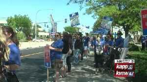 Kadlec Nurses vote to authorize strike [Video]