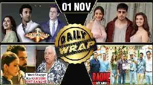 Shahrukh In Alia Ranbir's Film, Anushka Farokh Engineer Fight, Salman Begins Radhe | Top 10 News [Video]