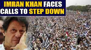 Imran Khan faces calls for resignation, Thousands protest against Pak govt | OneIndia News [Video]