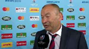 Eddie Jones Interview after the Rugby World Cup 2019 Final [Video]