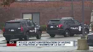 Police launch investigation of hazing allegations at Warren De La Salle [Video]