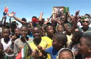 Siya Kolisi's hometown erupts with joy as Springboks win World Cup [Video]