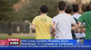 CPS Cross-Country Runners Headed To Sectionals [Video]