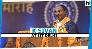 'Choose job for happiness not money': ISRO chief K Sivan at IIT Delhi [Video]