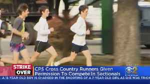 CPS Runners Gear Up For Sectionals [Video]